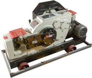 GQ-40 - Станок для резки арматуры, арматура до 40 мм.