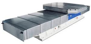 Поворотный стол с продольным ходом RLT-2000 GSA+