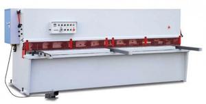 Гидравлические гильотинные ножницы SMD SB 16x2500