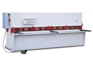 """SB 6x3200 - Ножницы гильотинные SMD с ЧПУ """"Estun E10"""" толщина 6 мм, длинна 3200мм."""