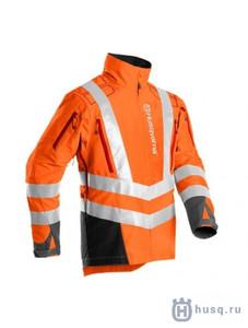 Куртка для работы с травокосилкой Husqvarna Technical с высокой заметностью M/50