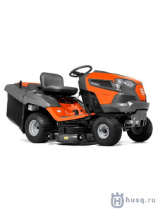 Садовый трактор Husqvarna TS 242 TX