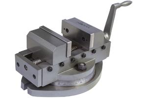 Тиски станочные, самоцентрирующие, прецизионные SCV/SP-100