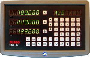 Устройство цифровой индикации SDS6-3V на 3 оси