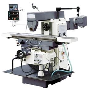 XW6136 - Широкоуниверсальный фрезерный станок (стол 1320х360 мм., Мощность 5,5 кВт.)