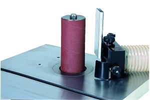 Шлифовальный шпиндель с валами Ø 25, 38, 50, 75, 100 мм с втулками 80G для JWS-34KX