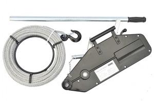 Монтажно-тяговый механизм Zitrek МТМ г/п 3,2тн. L=20 м. 001-5055