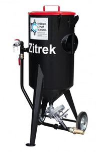 Установка абразивоструйная DSMG-25 Zitrek (дробь) 015-1104