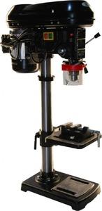 Станок сверлильный Zitrek DP-116 (220В/630Вт/12скор/D16мм) с тисками 067-4012