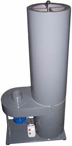 Пылеулавливающий агрегат ПУАМ-1200-1 (1200мкуб/час/380В/1,1кВт/69кг) 067-4506