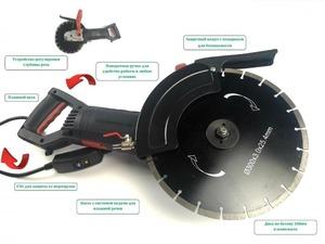 Резчик электрический Zitrek Z3000 WET 091-2000