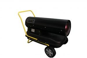 Нагреватель воздуха дизельный Zitrek BFG-100 (100кВт, прямой нагрев, термостат) 070-2814