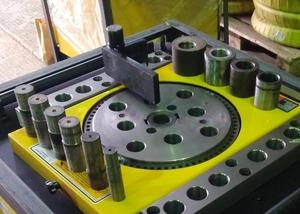 Комплект гибочных приспособлений для GW-40 067-0099-001