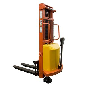Штабелер гидравлический с электроподъемом GROST® HED 10/35