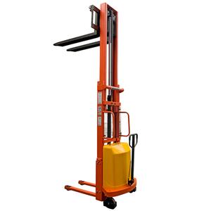 Штабелер гидравлический с электроподъемом GROST® HED 10/30