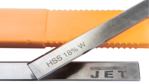 Строгальный нож HSS18% 410x25x3 мм (1 шт.) для JPT-410, JWP-16 OS