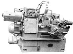 1341 - Станки токарно-револьверные с горизонтальной осью револьверной головки