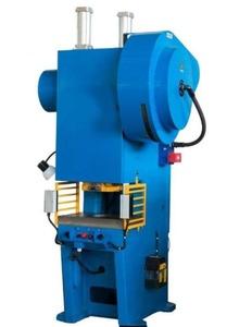 Пресс механический КД2129, КЕ2129, КД2329 (усилие - 80 тн., стол - 650х900 мм.)