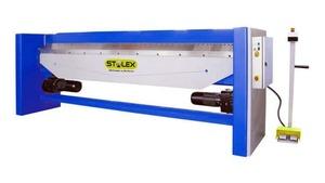 Станок листогибочный сегментный электромеханический Stalex EFMS 2020