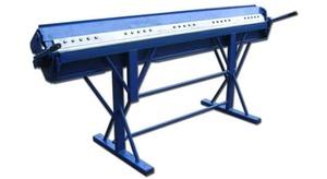 Листогибочный ручной сегментный станок ЛГРСУ-3000