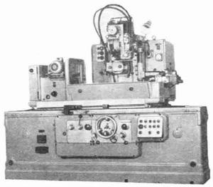 3П451В - Шлицешлифовальный  станок