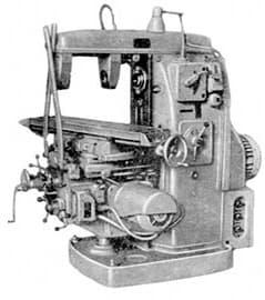 6Н81 - Станки горизонтально-фрезерные консольные универсальные
