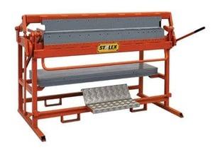 Stalex 1300 - Станок листогибочный сегментный (толщина 0,8мм, длина 1,3м)