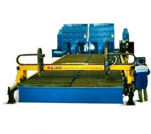 PP260A - Станок плазменной и газокислородной резки модели PP260A, толщина до 100 мм.