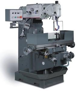 Opti UF100-DPA - Станок универсально-фрезерный (стол 260х1120 мм., Мощность 2,4 кВт.)