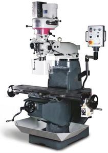 Opti MF2 Vario-DPA-Станок универсально-фрезерный (стол 1244х230 мм., Мощность 1,5 кВт.)