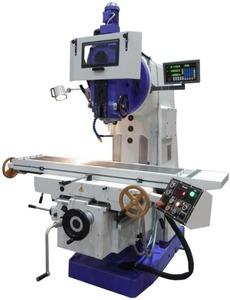 ВМ127М - Вертикальный консольно-фрезерный станок (стол 400х1600 мм., Мощность 15 кВт.)