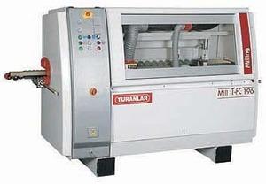 Оборудование для постформинга T-FC 196 - (Обработка кромок, фрезерования профиля+паз ) TURANLAR, Турция