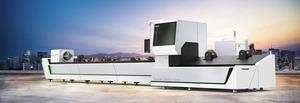 Установка лазерной резки труб Bodor T230 1000W (MAX)