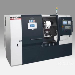 Rais T400/1200 Токарные станки с ЧПУ, диаметр обработки над станиной 700 мм, РМЦ 1200мм.
