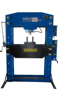 Пресс AE&T T612100A 100т с двойным насосом и пневмоприводом