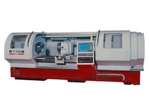 Rais T700, Токарные станки с ЧПУ, диаметр обработки над станиной 720 мм.