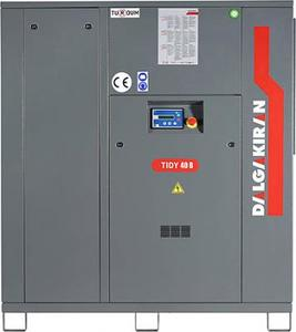 Маслонаполненный винтовой компрессор TIDY 40B - 13 Compact