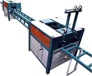 Линия по переработке горбыльной доски ТМ-8 (Пропил 130 мм, мощность 31,5 кВт )
