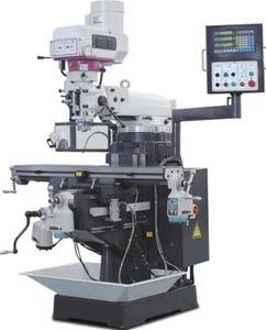 Opti ТММ200 - Станок универсально-фрезерный (стол 1245 х 230 мм., Мощность 3 кВт.)