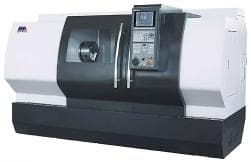 CAK4085di - Токарные станки с ЧПУ (d=400 мм, РМЦ=850 мм)