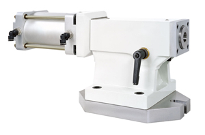 Задняя бабка с пневматическим и гидравлическим поджимом пиноли TS-A115 (P/H)