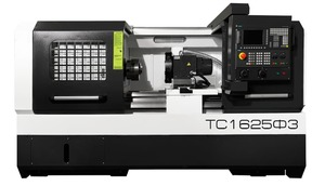 ТС1625Ф3, Токарные станки с ЧПУ Siemens Sinumerik 808D Advanced, диаметр обработки над станиной 520 мм.