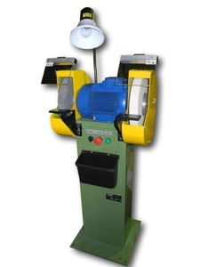 Станок точильно шлифовальный ТШС-300.1 с блокировкой