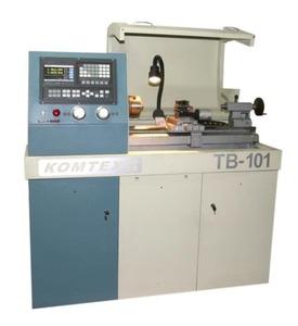 ТВ-101 с ЧПУ КТ - GSK-928 - Универсальный токарный станок, d=220 мм., RMC= 535 мм.