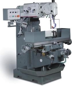 Optimum UF100 - Станок горизонтально-вертикальный фрезерный (стол 1120 х 260мм., Мощность 2,2кВт.)