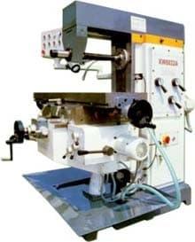 Weida XW6032A - Универсальные фрезерные станки (стол 1320х320 мм., Мощность4 кВт.)