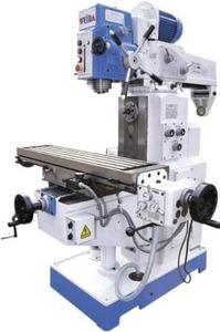 Weida XZ6326 - Универсальные фрезерные станки (стол 260x1120 мм., Мощность 2,2 кВт.)