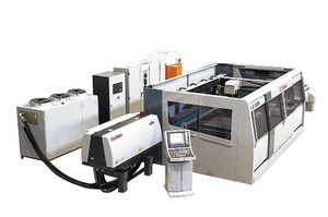 Установка лазерной резки Durma HD 6020