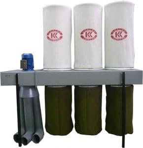 УВП-5000  - Установка вентиляционная пылеулавливающая ( Производительность 5000 м3/час )