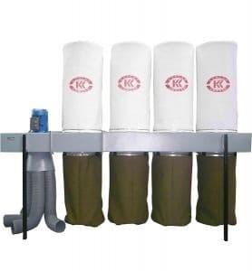 УВП-7000 - Установка вентиляционная пылеулавливающая ( Производительность 7000 м3/час )